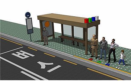 버스정류장 줄서기 융합 프로젝트