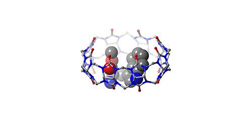 Crystal structure of Byturil stove and tryptophan derivatives