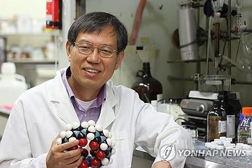IBS Director Kim Ki Moon