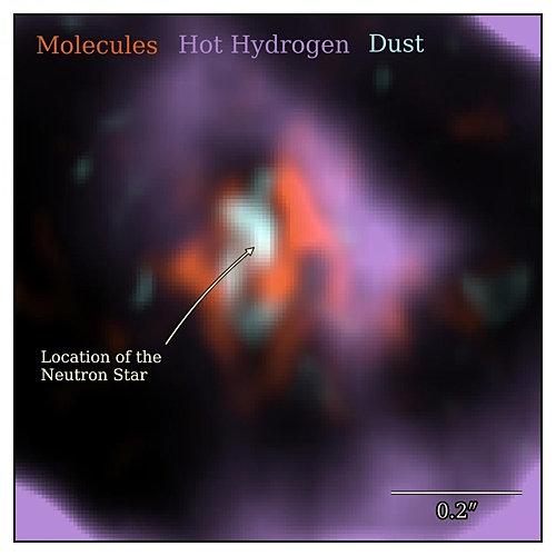 SN 1987A 이미지