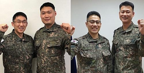 응급환자 생명 구한 육군 간부들