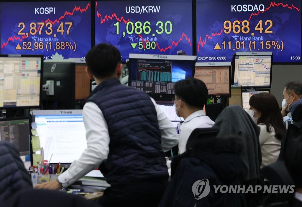 주식은 2020 년 최고의 금융 기술 … 연간 약 30 %