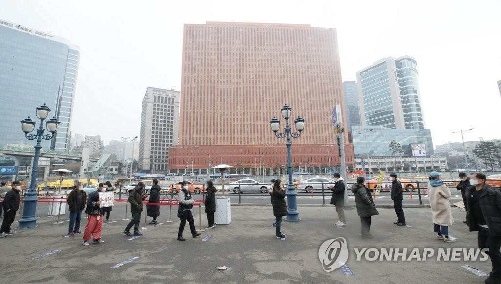 집회-탁아 집단 감염 … 부천 영생교 학원 관련 학생 101 명