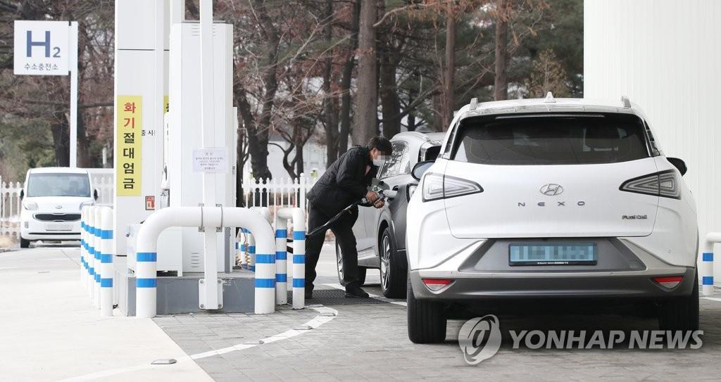 서울 시민은 수소 차 사면으로 3,350 만원의 보조금을 받는다.