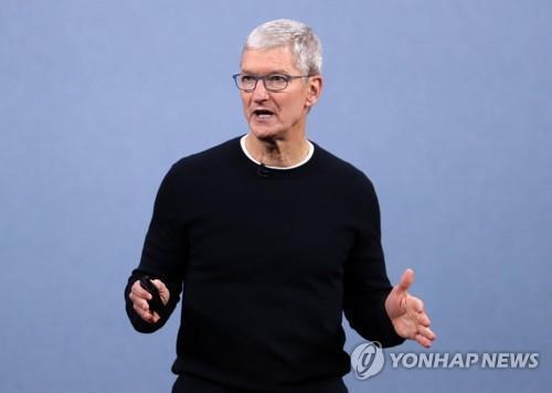 """애플의 자율 주행 차에 뛰어 들다 … 팀 쿡 """"많은 연구""""암시 적 발언"""