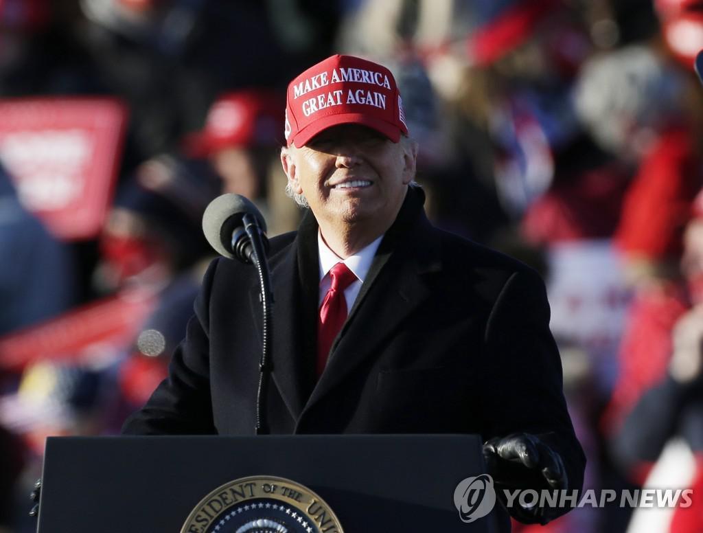 트럼프, 내년 중간 선거 준비, 이미 950 억원 '군사 자금'확보