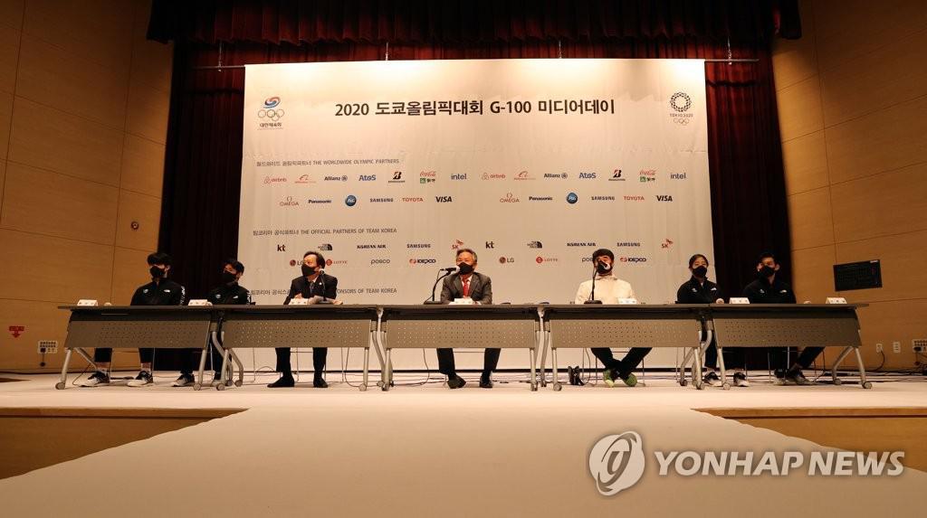 도쿄 올림픽 D-100 … 한국 선수 7 골드 종합 10 위 달성