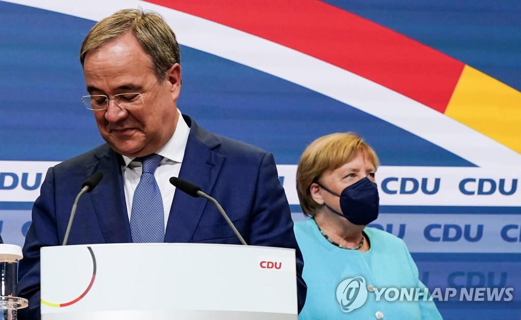 Armin Rachet, Candidate for Chancellor of Germany[EPA=연합뉴스]