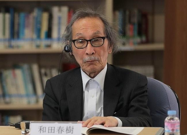 북일관계 전문가인 와다 하루키 도쿄대 명예 교수는 일본정부가 납치 3원칙을 고수하는 한 납북자 문제가 해결되긴 어렵다고 주장한다/사진=연합뉴스  <br><br>